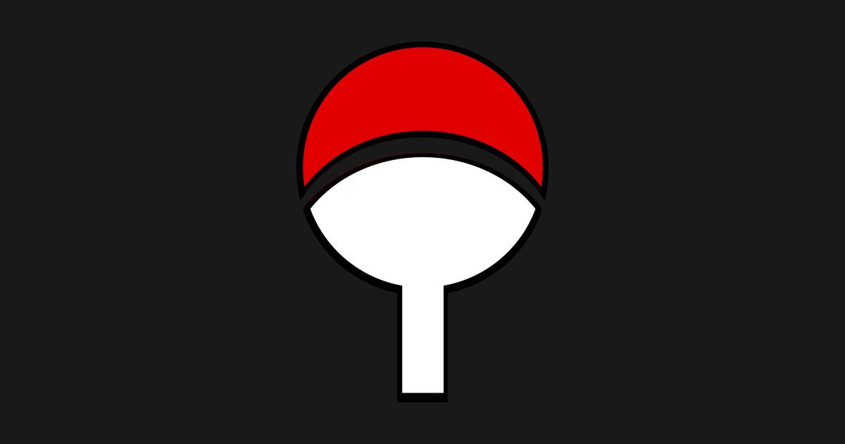 uchiha clan symbol - art