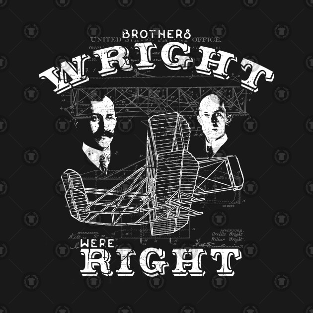 Wright Brothers Were Right
