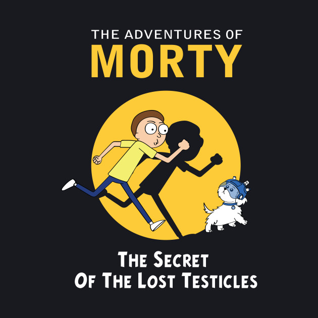The Secret of the Lost Testicles