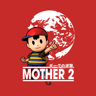 Mother 2 t-shirts