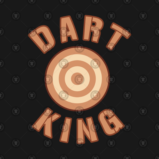 Dart King for darts sport players