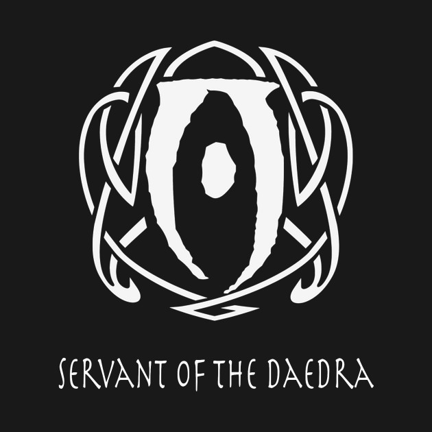 Servant of the Daedra