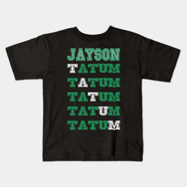 los angeles 3eea5 c1421 Jayson Tatum Shirt Boston Celtics Basketball Celtics Scary Terry Celtics