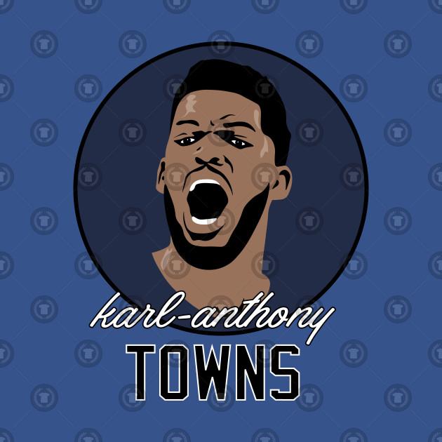 Karl-Anthony Towns Portrait