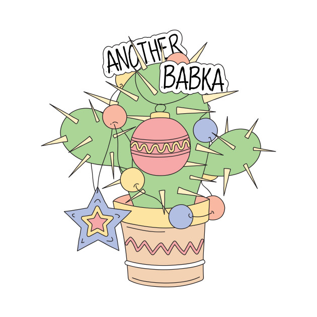 Another Babka Christmas Tree Cactus