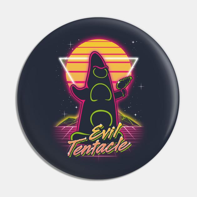 Retro Evil Tentacle