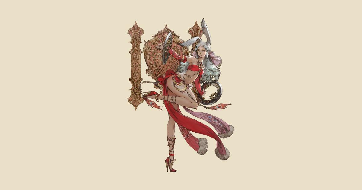 Dancer Final Fantasy XIV by zaccummings