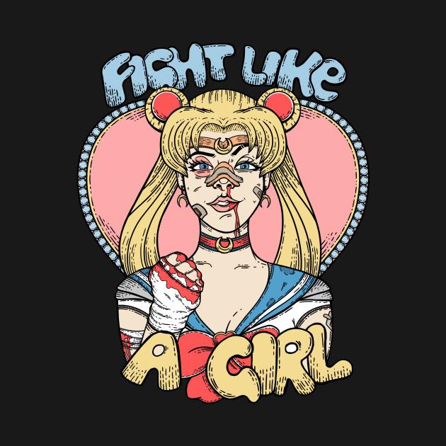 FIGHT LIKE A SAILOR