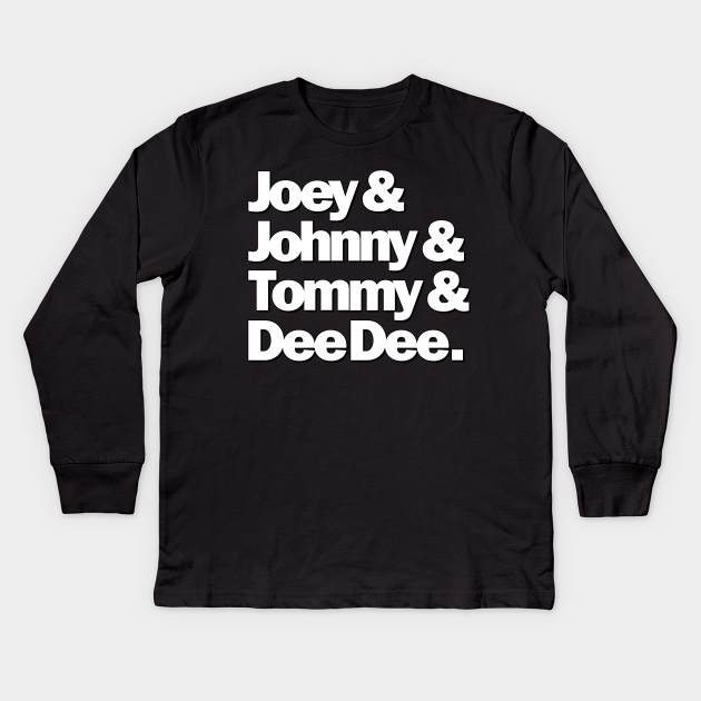 Joey & Johnny& Tommy & Dee Dee