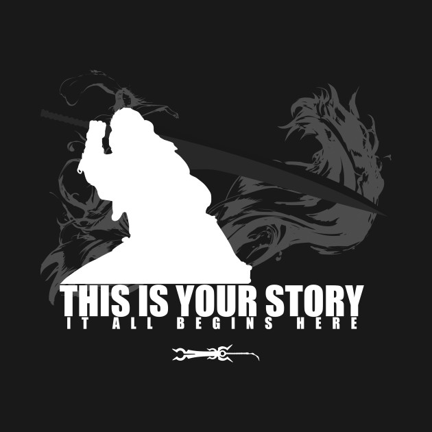 This is your story - Auron