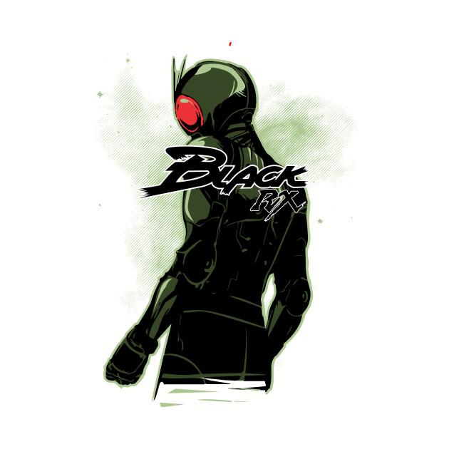 Kamen Rider Black RX 02