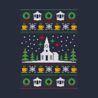 gilmore christmas t-shirts
