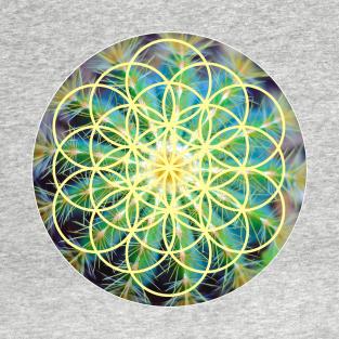 045fa21f59f1 Sacred Geometry T-Shirts   TeePublic