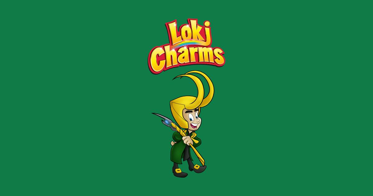 Loki Charms - Loki Charms - T-Shirt   TeePublic