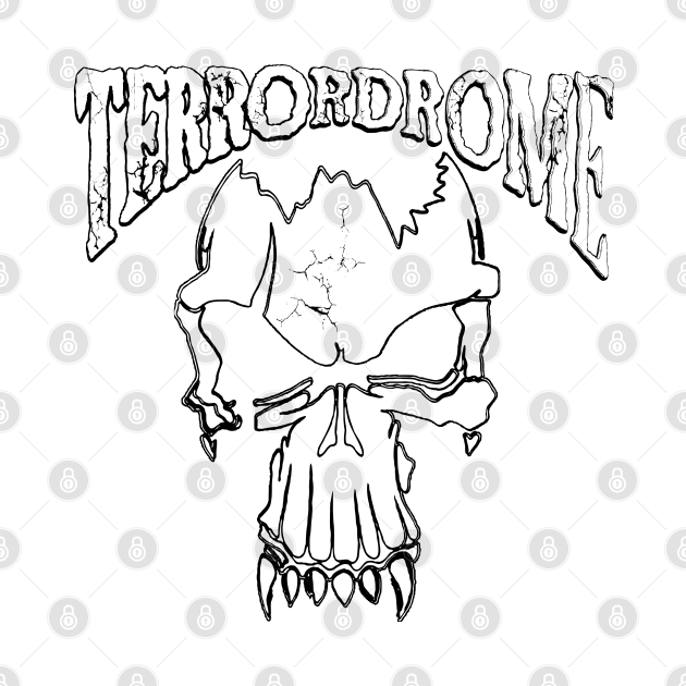 Terrordrome Hamburg - Black