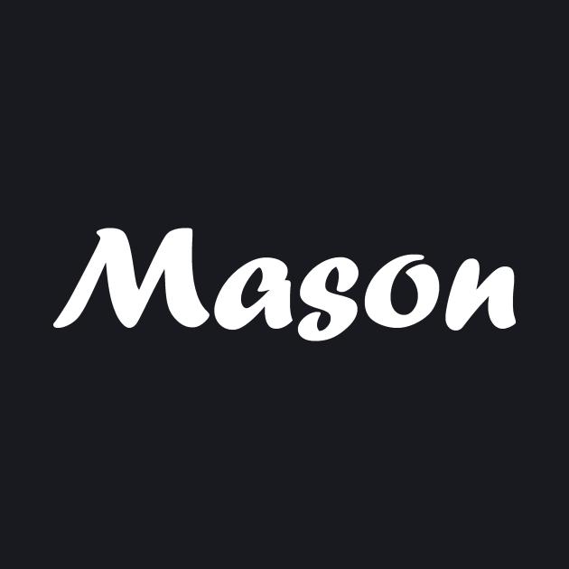 Mason name