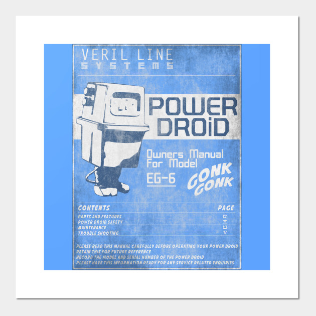 Power Droid Owners Manual