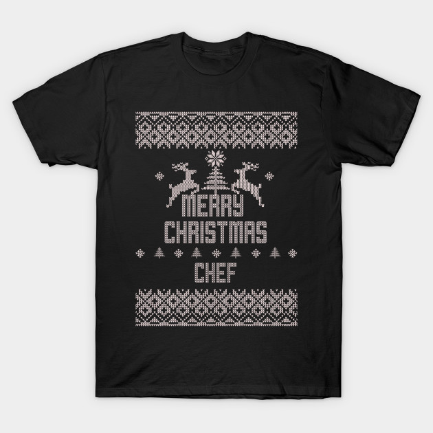 Merry Christmas Chef