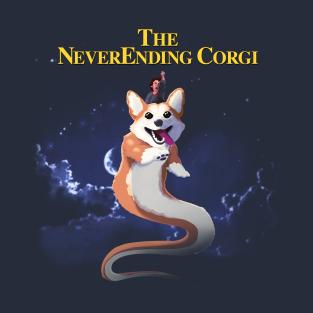 The NeverEnding Corgi t-shirts