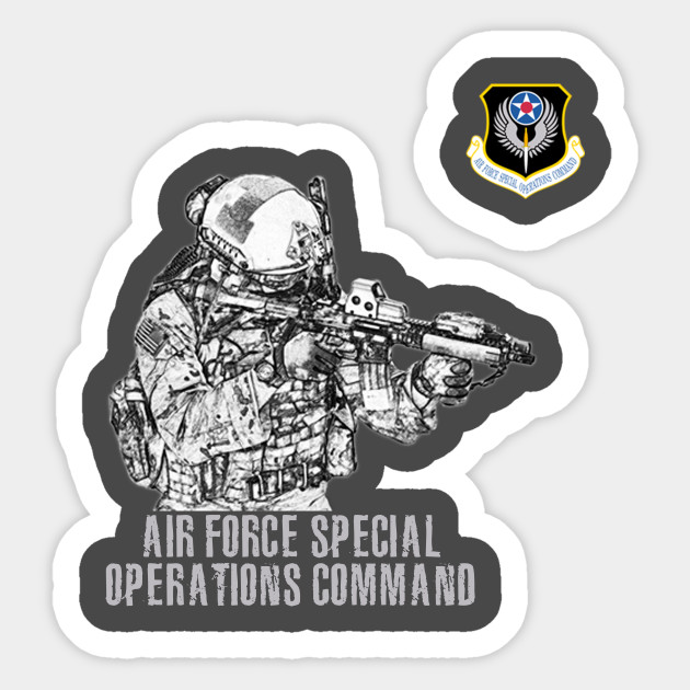 Air Force Special Operations Command Shirt US Army Special Force