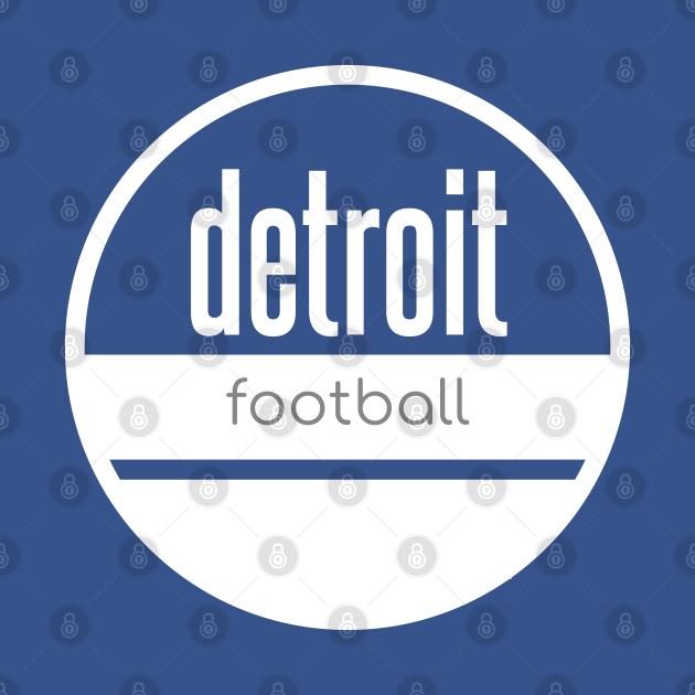 detroit lions football