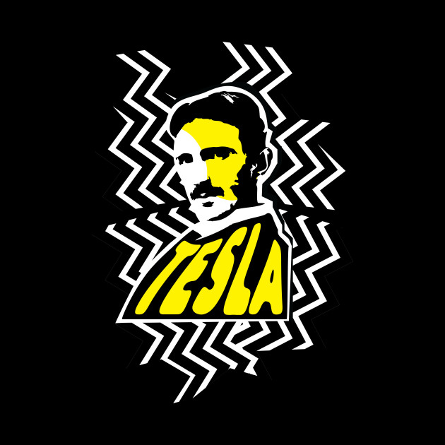 Nikola Tesla Stripes