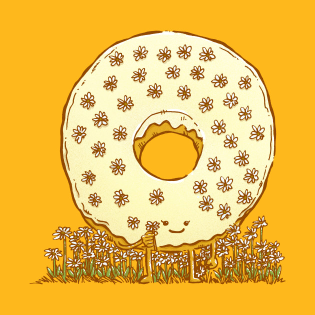 In Bloom Donut