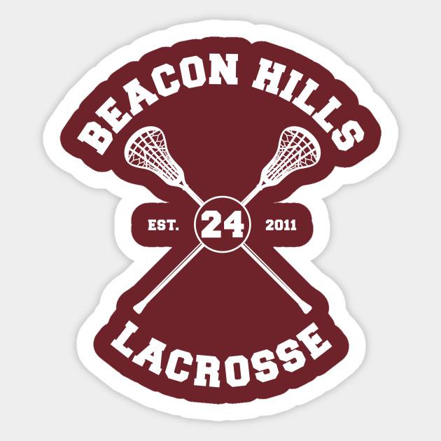 Beacon Hills Lacrosse - Teen Wolf - Sticker | TeePublic