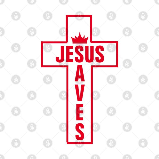 Jesus Saves - Christian