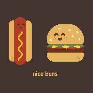 Nice Buns t-shirts
