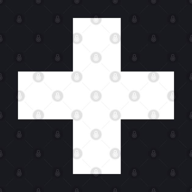 Switzerland Flag - Swiss Cross