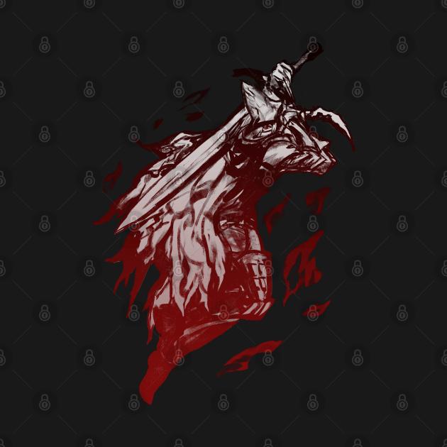 Abyss Watcher - Inkborne (dark variant)