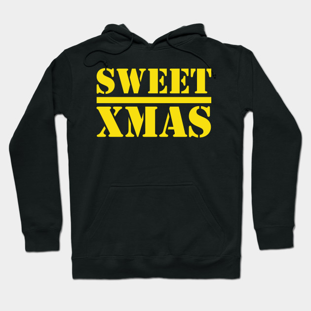 Sweet Xmas - Luke Cage & Iron Fist - Luke Cage - Hoodie | TeePublic