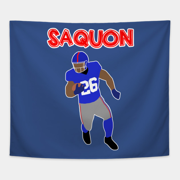 reputable site fb6f5 cc410 Saquon Barkley - New York Giants