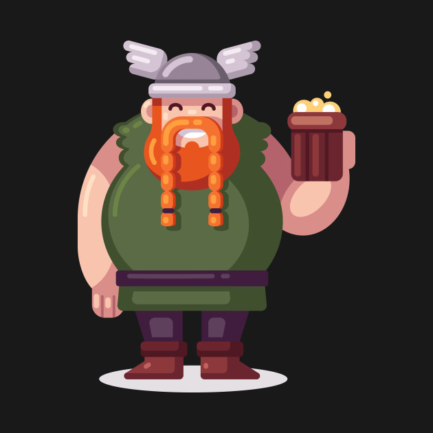 Image result for cartoon viking