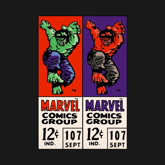 Green Hulk / Red Hulk