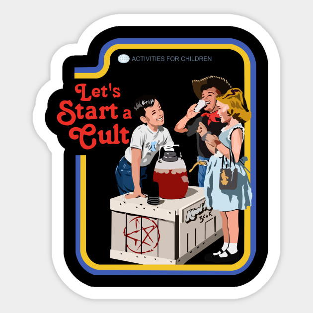 Let S Start A Cult T Shirt Funny Cult Shirt Activities For