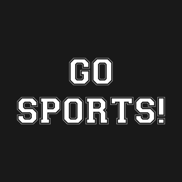 Go Sports! (white)