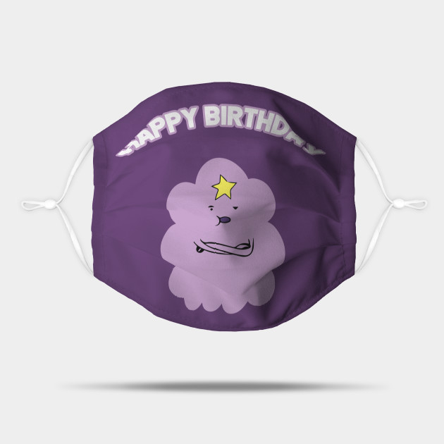Lumpy Space Princess - Happy Birthday