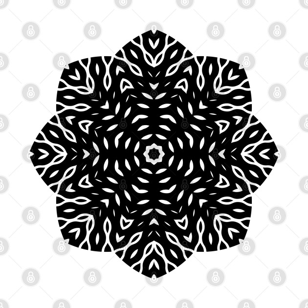 Geometric Floral (Version 2)