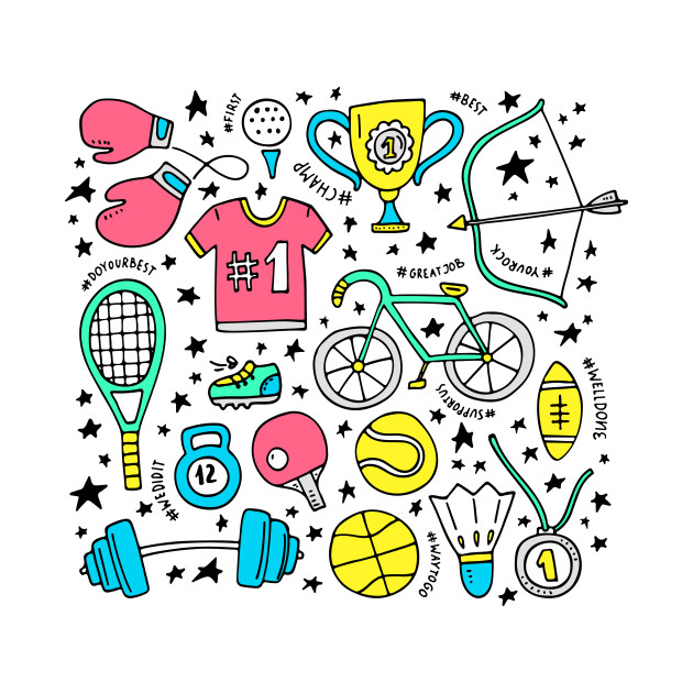 Sports Hashtags