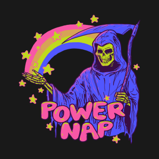 Power Nap t-shirts