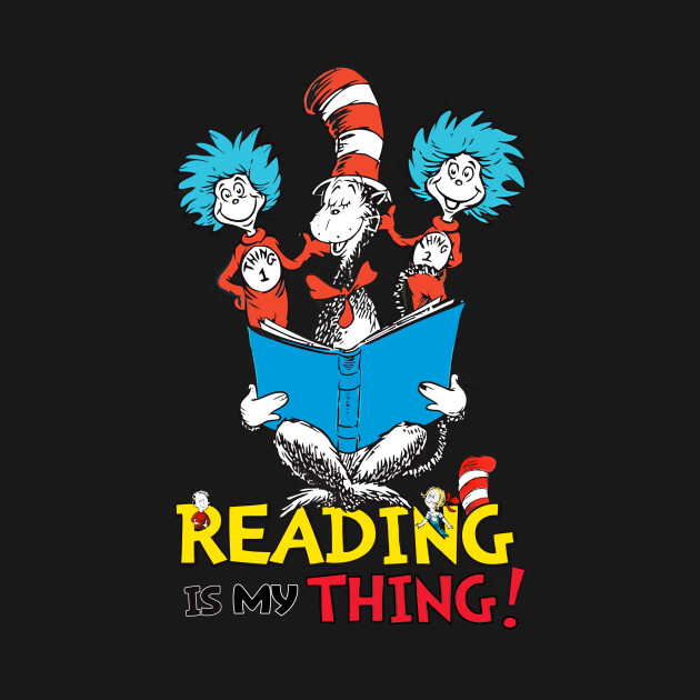 Reading is my thing
