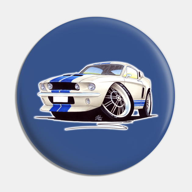 Shelby Mustang GT500 (60s)