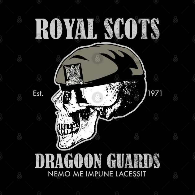 Royal Scots Dragoon Guards (distressed)