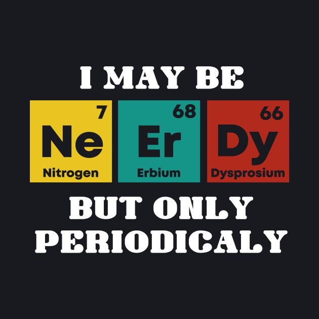 Nerdy - periodically