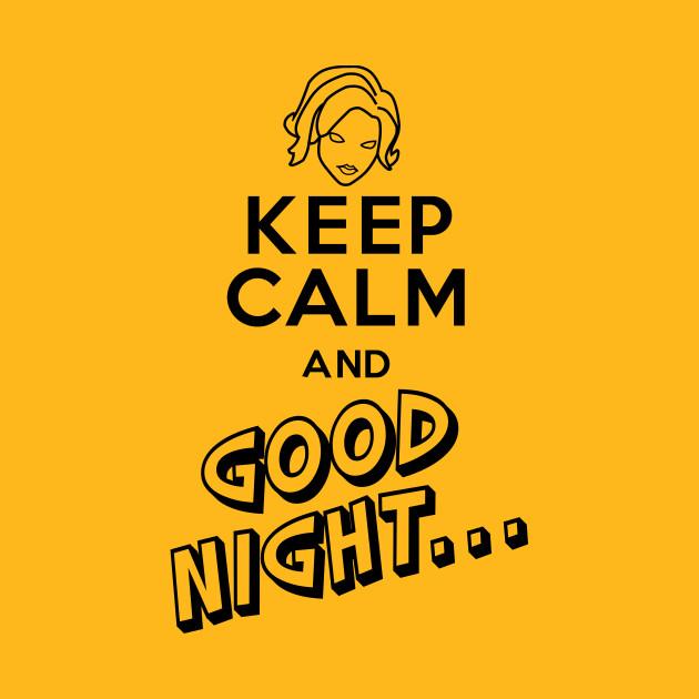 Keep Calm And Good Night! Maeve Paladins Voice Line - Paladins - T ...