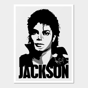 Michael Jackson Posters And Art