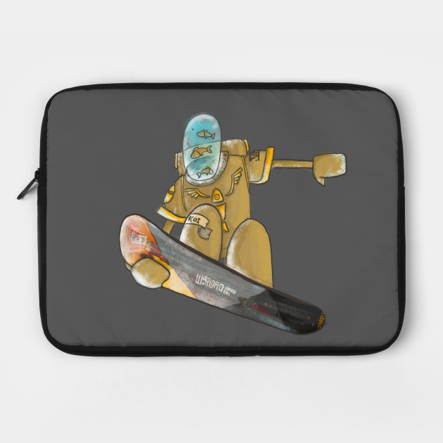 Warllama Fishmarine