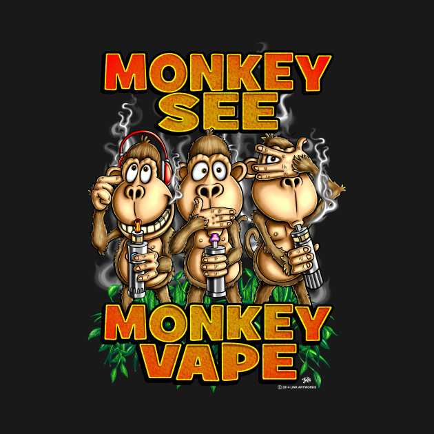 Monkey See Monkey Vape